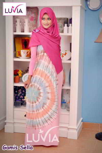 Gamis Muslimah Cantik