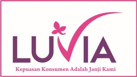 Logo Baju Muslimah Luvia