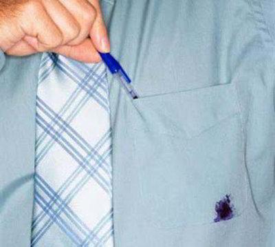 Cara Menghilangkan Noda Tinta di Baju Celana Dan Jaket