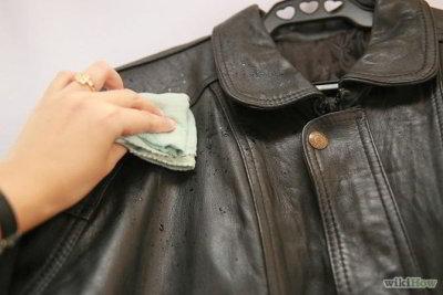 Cara Merawat Jaket Kulit Imitasi Dari Plastik atau kulit KW