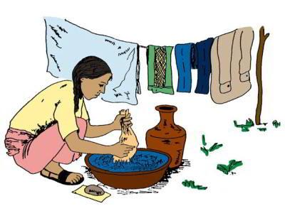 Langkah Langkah Mencuci Pakaian dengan benar dan cepat
